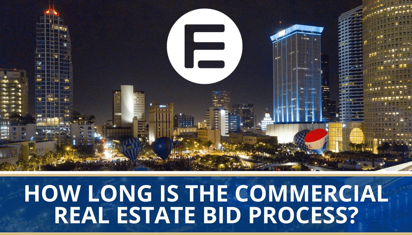 How Long Is The Commercial Real Estate Bid Process Feldman Equities